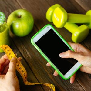 Conoce las mejores apps para adelgazar del momento