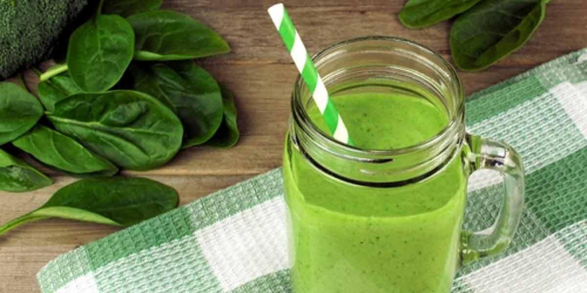 Jugo Verde para quemar grasa y aumentar tu energía